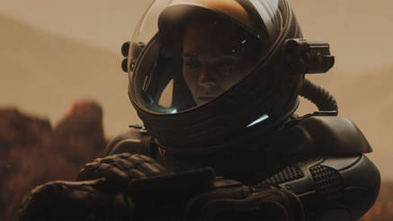 Tiser BY Movie Virtual Production | Mars |