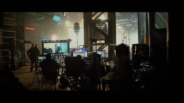 Backstage video for Wargaming