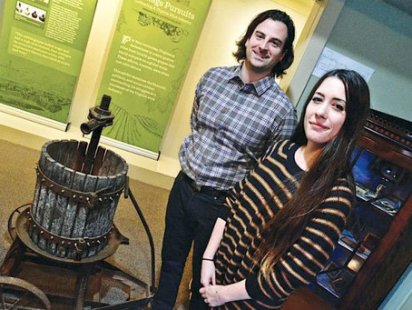 With a New Team at the Helm, Loudoun Museum Taps into Virginia Wine