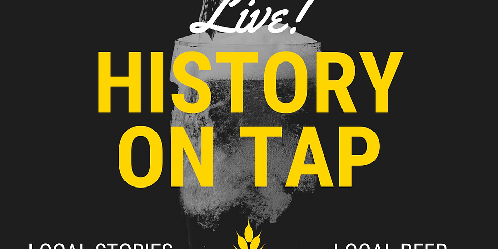 History on Tap: Live at Harrison Hall