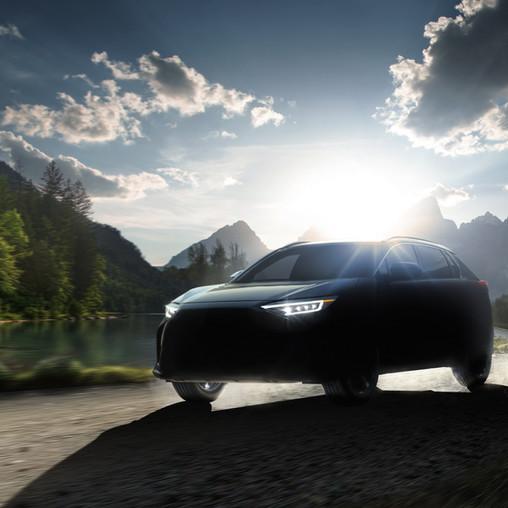 Nové elektrické SUV od SUBARU ponesie názov SOLTERRA