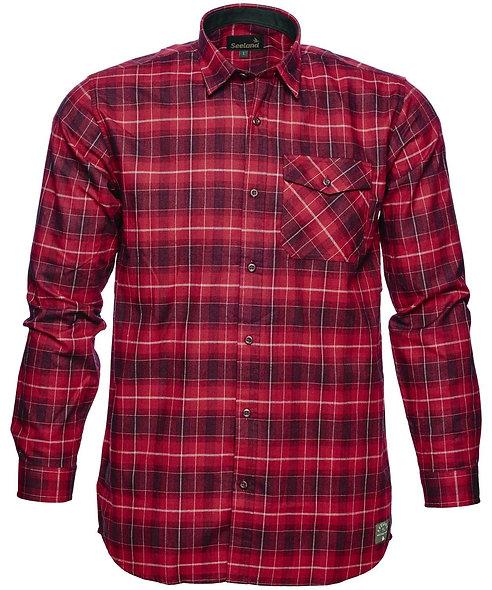 Seeland Helt košeľa - červená