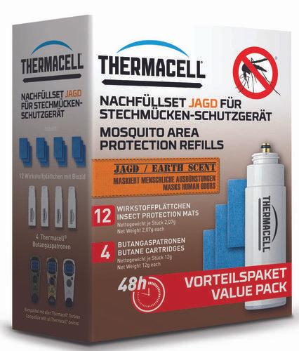 Náhradné náplne ThermaCELL pre poľovníkov do odpudzovaču komárov