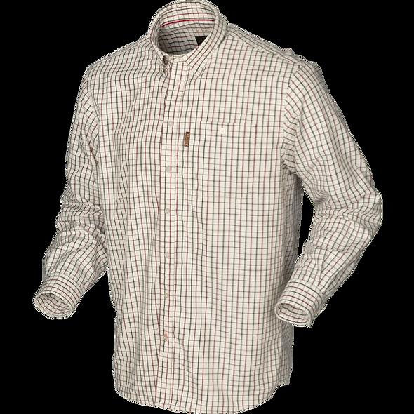 Härkila Stornoway Active košeľa - Burgundy