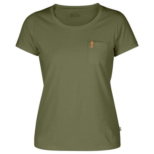 53a4bd0c9d8a Fjällräven dámske tričko ÖVIK T-SHIRT W