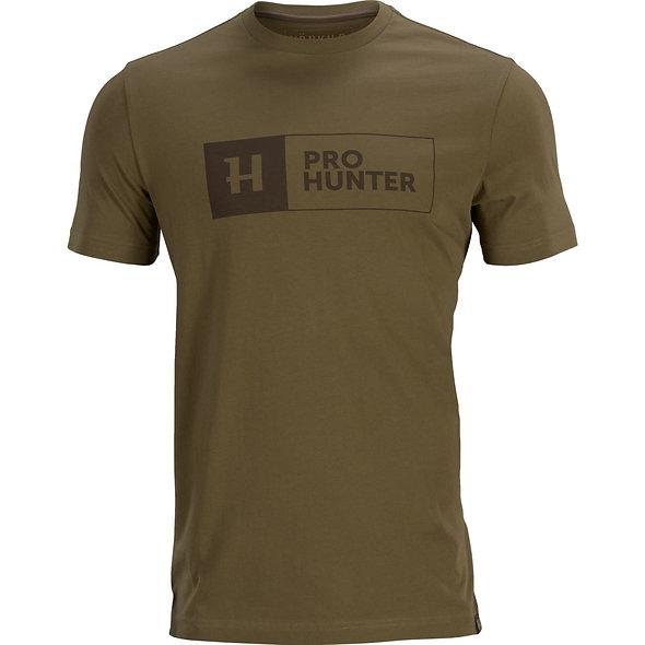 Härkila Pro Hunter S/S zelené tričko
