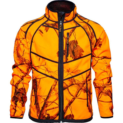 Seeland Kraft obojstranná flísová bunda