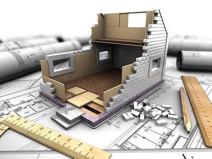 Rekonštrukcie domov a bytov