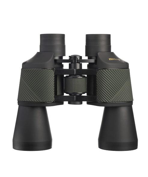 10x50 ZCF klasický ďalekohľad, pogumovaný