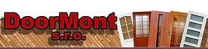 DoorMont preda a montáž interiérových, vchodových a bezpečnostných dverí