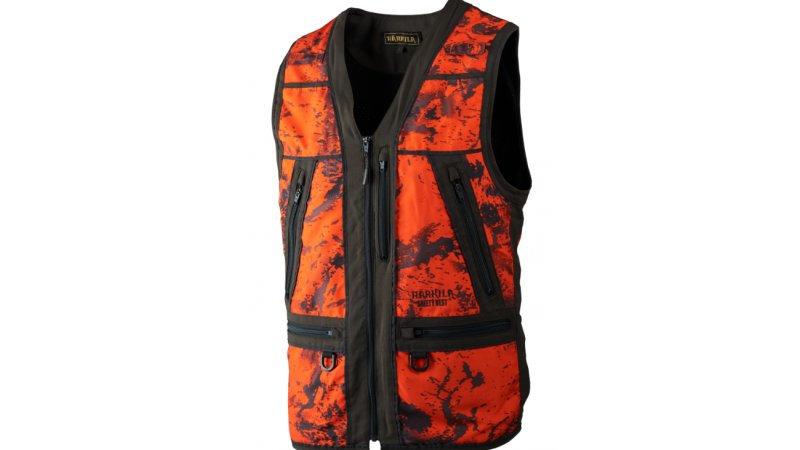 Härkila Lynx Safety vesta oranžová