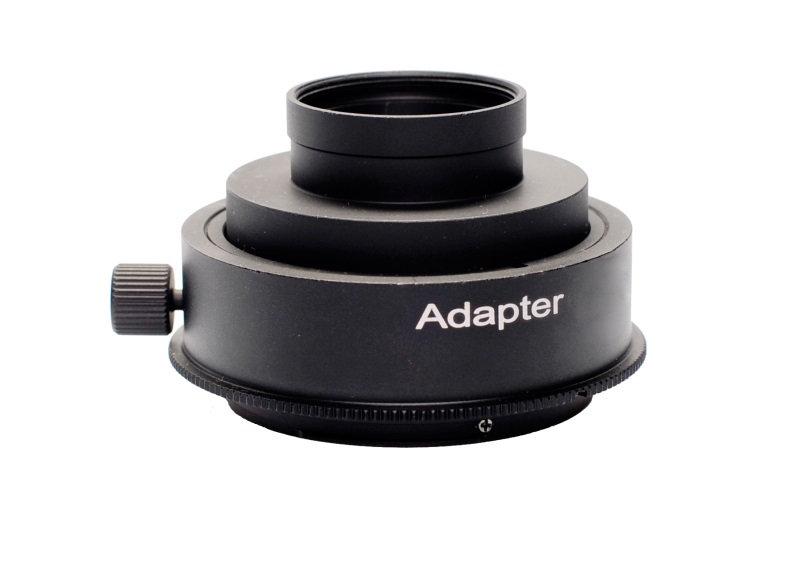 adaptér Canon pre 8x50 Leader WR