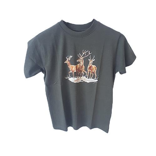Detské poľovnícke tričko