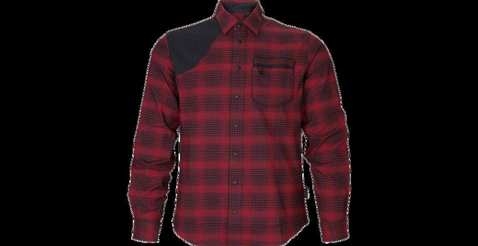 Seeland Terrain košeľa - Red