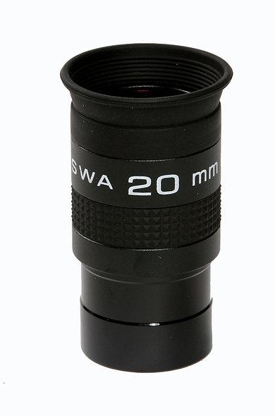 SWA-20, Wide okulár 700 / 20mm (31,7mm-1,1/4inch), FOMEI