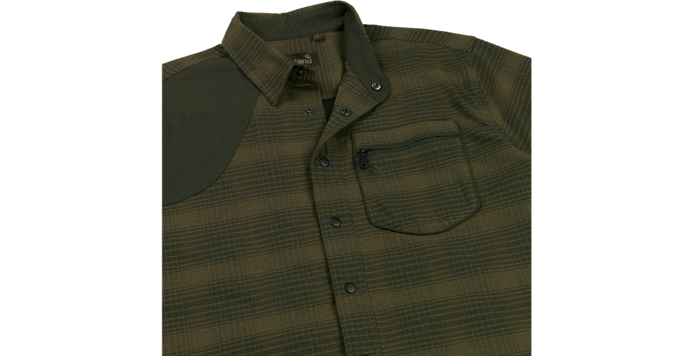 Seeland Terrain košeľa - Pine