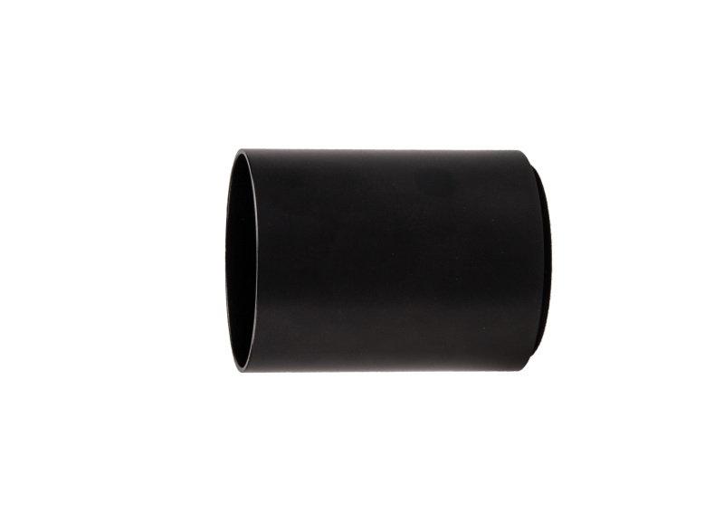 FOMEI slnečná clona pre puškohľady 50mm / 7,62cm, metal matt antirelfex