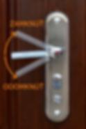 Bezpečnostné dvere SOFIA ANTI - PANIC