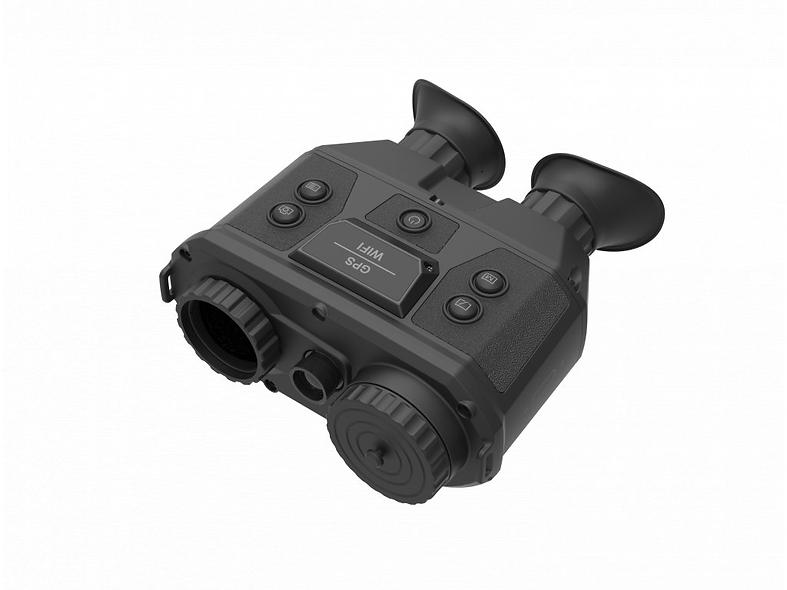 Termovízny + optický bispektrálny bonokulár HikVision - 50mm šošovka