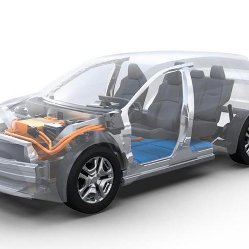 Subaru potvrdzuje plne elektifikované vozidlo v Európe