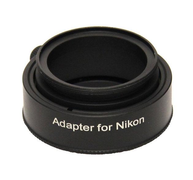foto adaptér DSLR pre NIKON pre FOREMAN 20-60x85