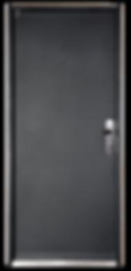 Bezpečnostné dvere SECURIDO hladké