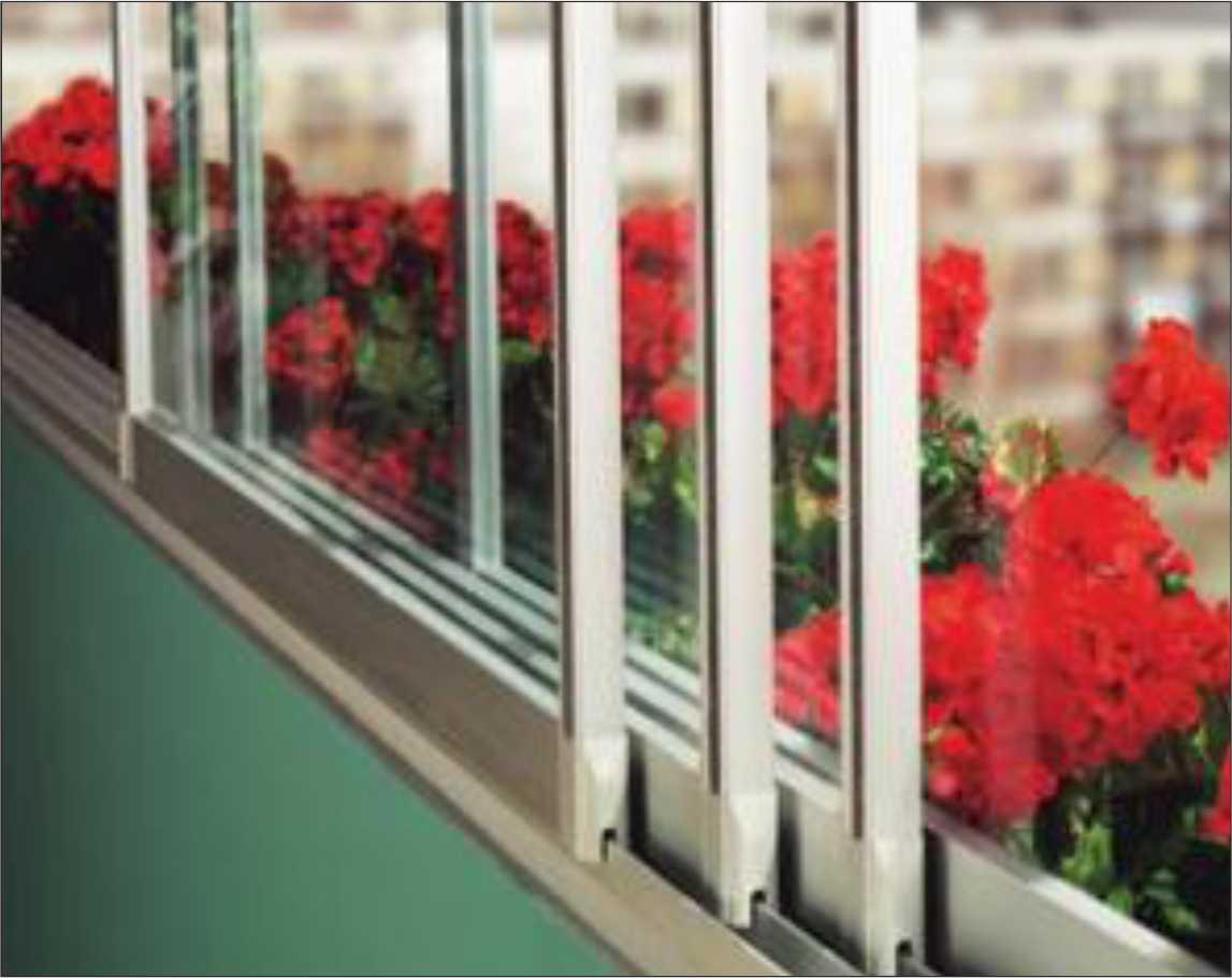 zasklievanie balkonov a teras