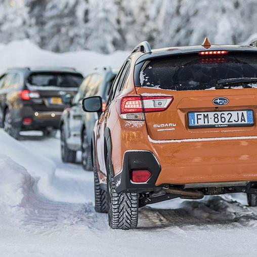 Zima so Subaru. Zistite, prečo sme váš najlepší partner v chladnom počasí.