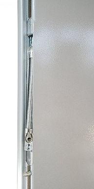 BEDEX Štandard 2 detail bezpečnostného kovania