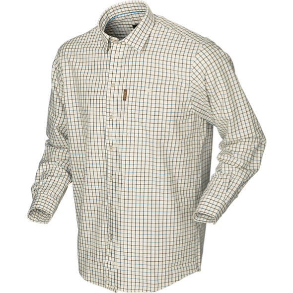 Härkila Stornoway Active košeľa - Green/Blue