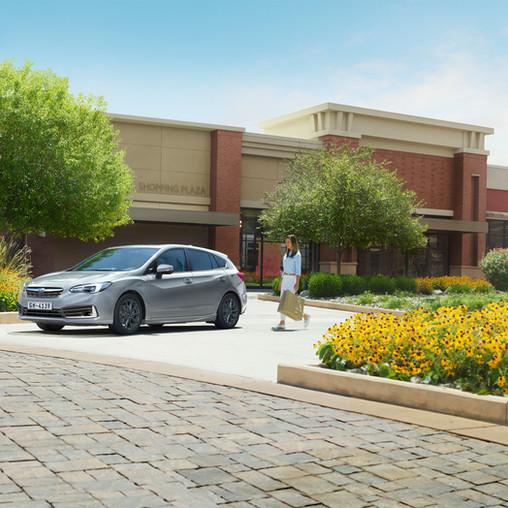 Ďalší hybridný model: Subaru Impreza e-BOXER