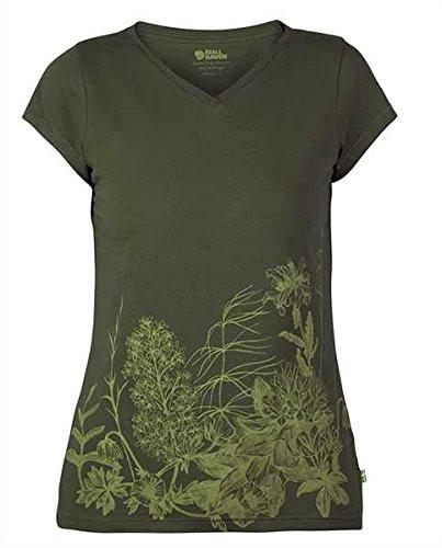 3baf41e10676 Fjällräven dámske tričko MEADOW T-SHIRT W