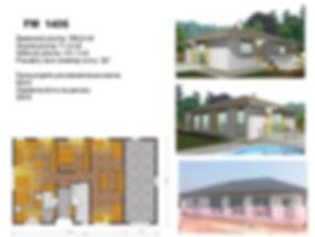 murované domy na klúč