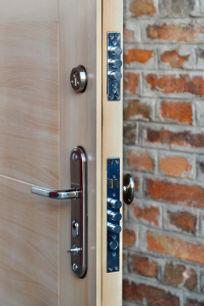 Bezpečnostné dvere SOFIA uzamykací systém