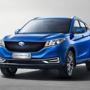 DongFeng prichádza na Slovensko, takéto sú ceny čínskeho elektromobilu