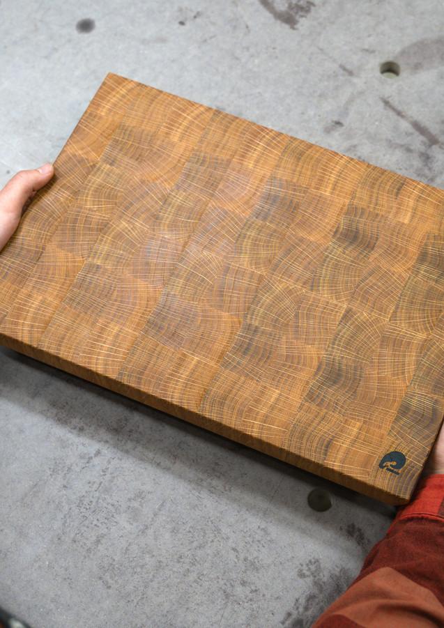 Dřevěné skládané prkénko