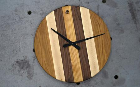Kombinace dřevin (dub + buk + ořech + jilm na obrázku)