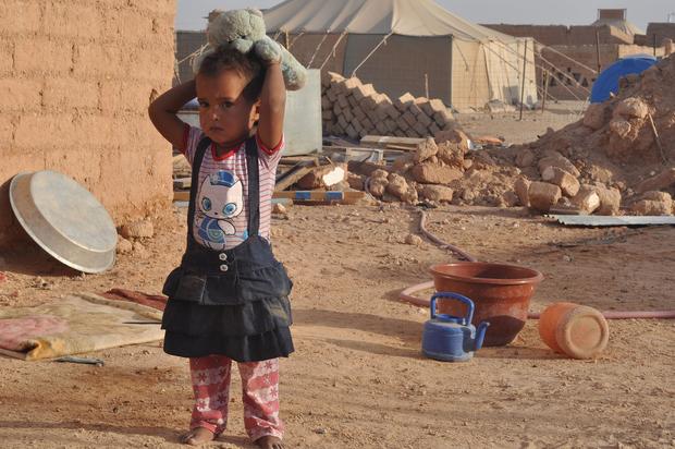 Massina benlakehal MEE Western Sahara refugee camp b