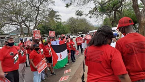 South African political parties denounce Morocco ceasefire violation