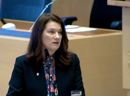 Sweden reiterates support for organization of self-determination referendum in Western Sahara