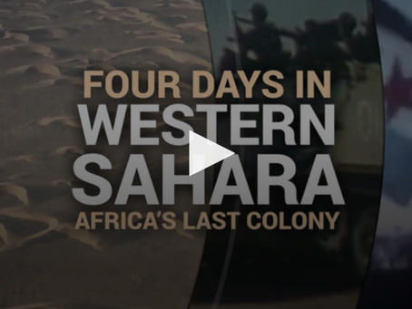 Four Days in Occupied Western Sahara—A Rare Look Inside Africa's Last Colony