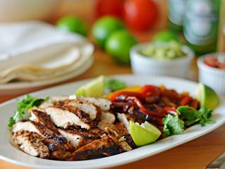 Chicken Fajitas (Low-Sodium Recipe)
