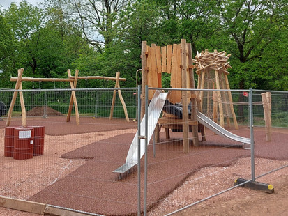 Play Area Update