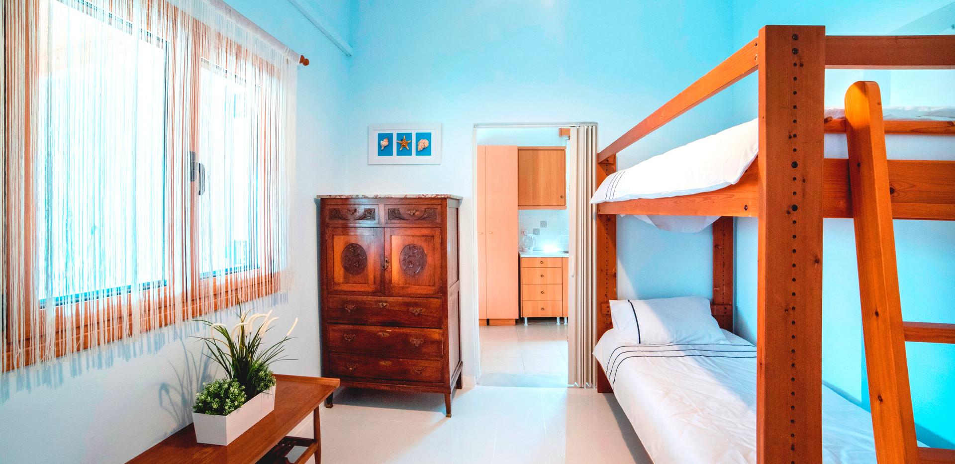 Bedroom - Single beds