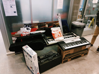 Donation to the People's Music School of Chicago