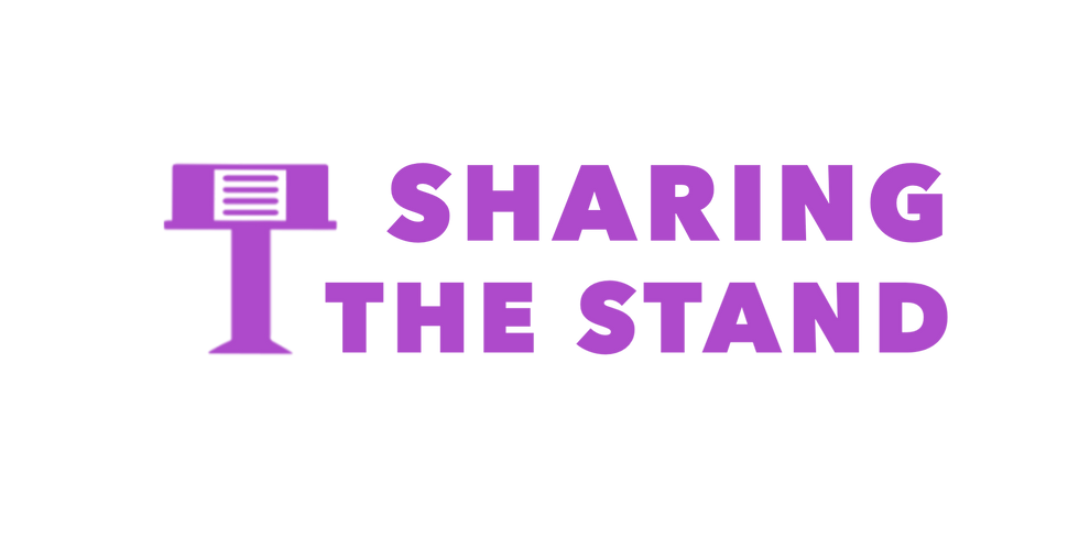 Sharing The Stand