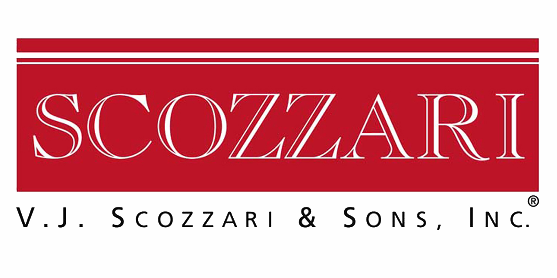 V. J. Scozzari & Sons, Inc.