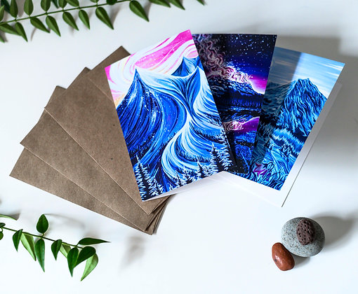 Mountain Greeting Cards