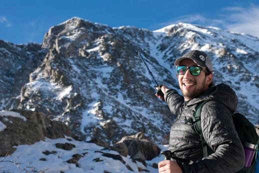 Samwise & The Mountain