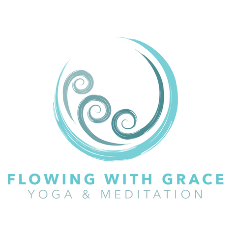 Flowing with Grace Logo